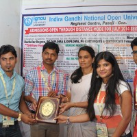 Indira Gandhi Open National University