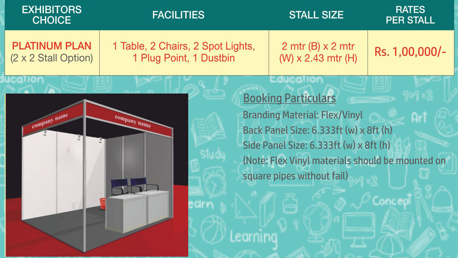 Goa Educare Show 2017 Marketing Plan