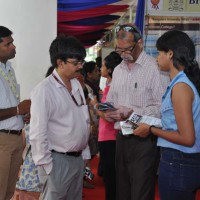 Goa educare fair visitor